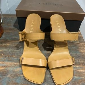 Loewe Heels Size 8.5 (39.5) Offers Available